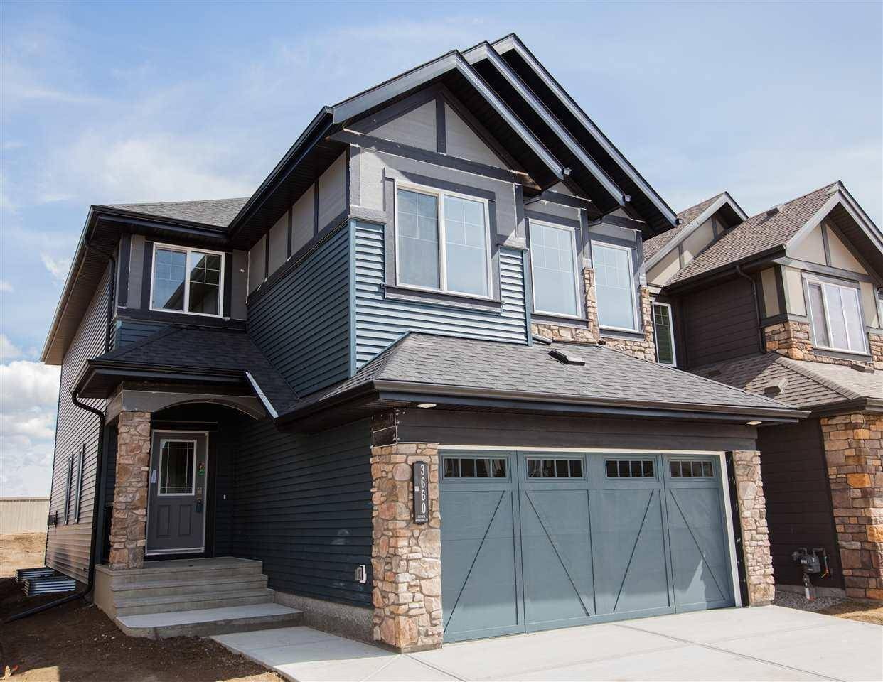 House for sale at 3660 Keswick Blvd Sw Edmonton Alberta - MLS: E4193091