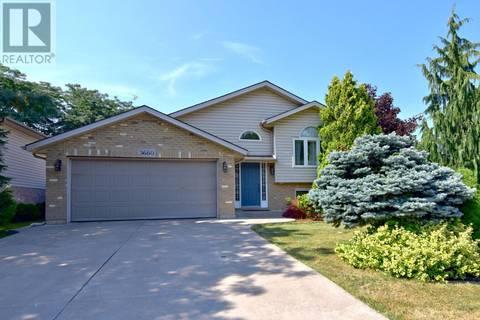 House for sale at 3660 Shinglecreek Ct Windsor Ontario - MLS: 19022058
