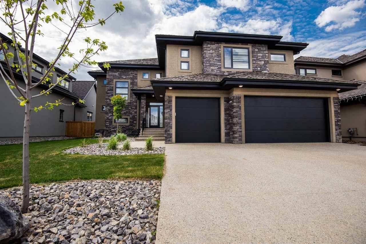 House for sale at 3662 Westcliff Wy Sw Edmonton Alberta - MLS: E4168229
