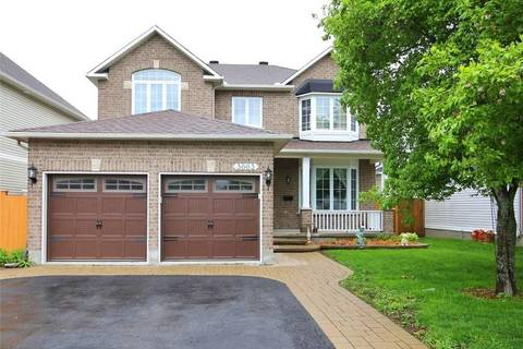 House for sale at 3663 Twin Falls Pl Ottawa Ontario - MLS: 1153822