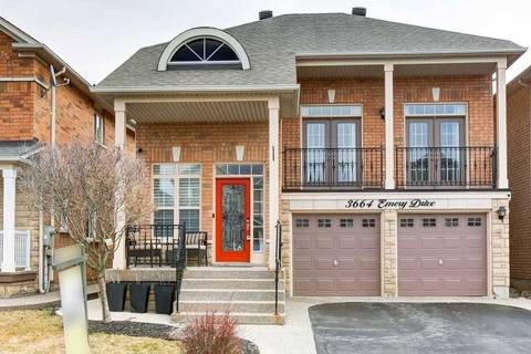 House for sale at 3664 Emery Dr Mississauga Ontario - MLS: W4748173