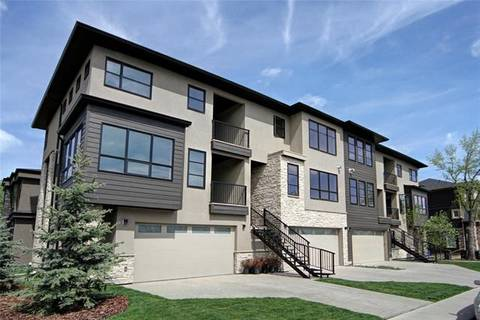 Townhouse for sale at 3668 19 Ave Southwest Calgary Alberta - MLS: C4238635