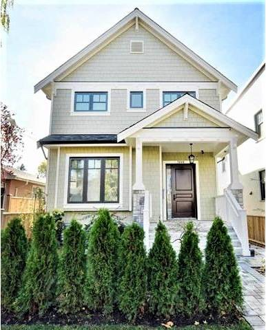 Townhouse for sale at 3668 6th Ave W Vancouver British Columbia - MLS: R2452645