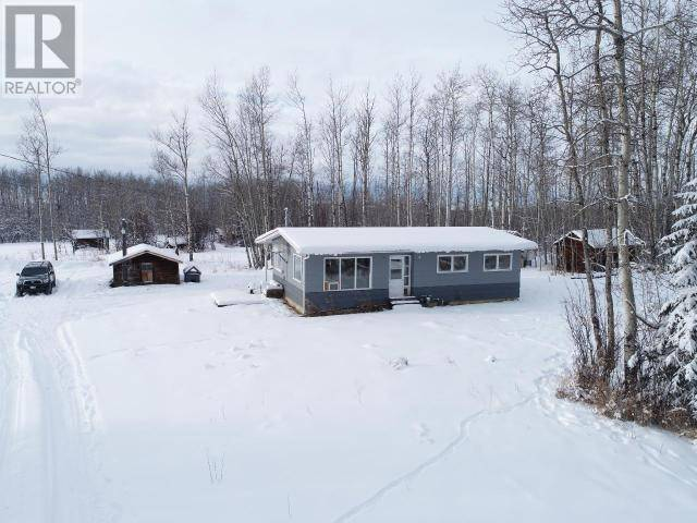 House for sale at 3669 215 Rd Dawson Creek Rural British Columbia - MLS: 181968