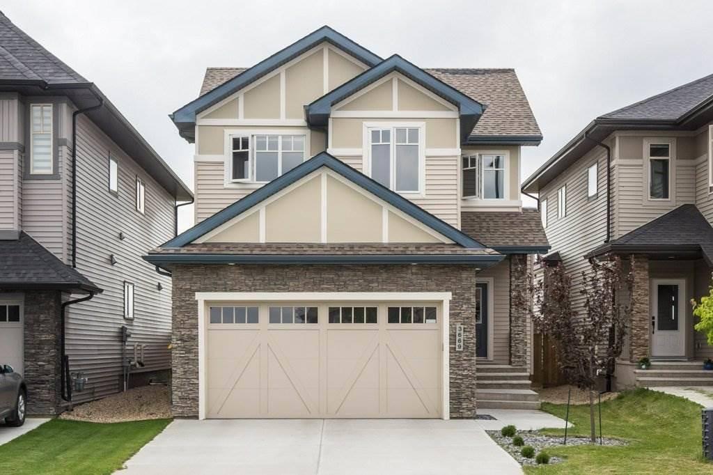 House for sale at 3669 Allan Dr Sw Edmonton Alberta - MLS: E4168399