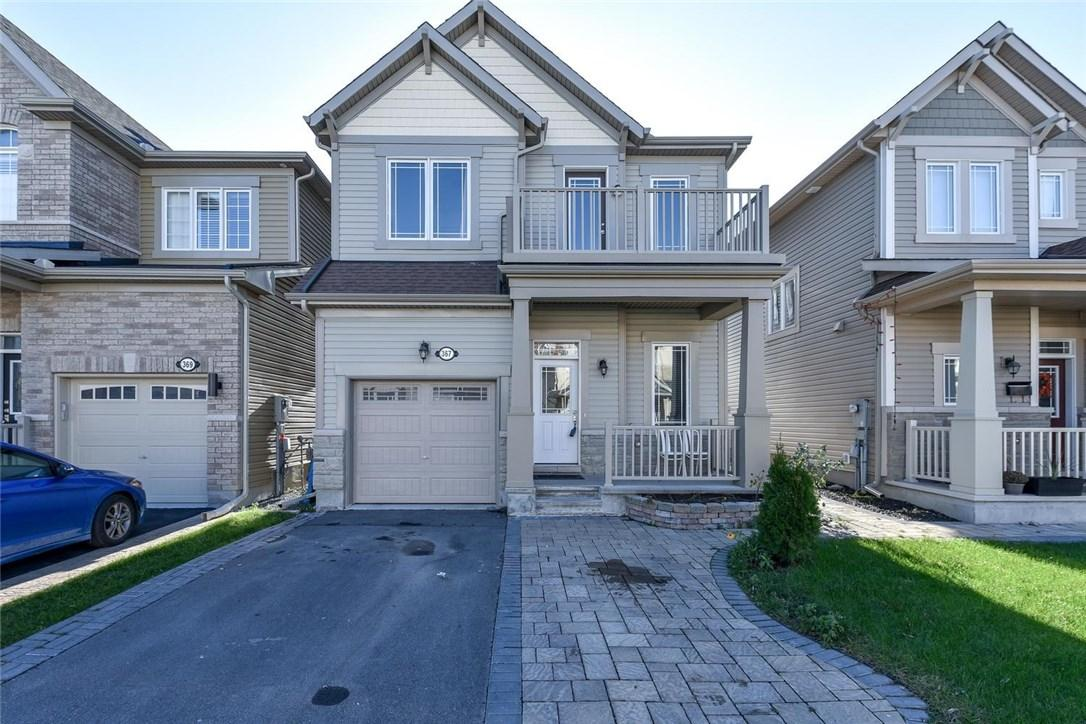 Removed: 367 Autumnfield Street, Ottawa, ON - Removed on 2018-01-13 09:04:10