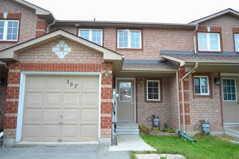 Townhouse for sale at 367 Dunsmore Ln Barrie Ontario - MLS: S4532665