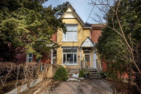 Townhouse for sale at 367 Pacific Ave Toronto Ontario - MLS: W4700937