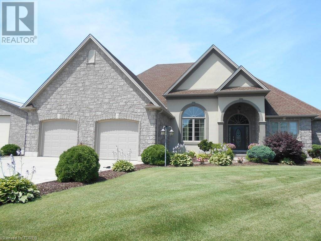 House for sale at 367 Plank Rd Tillsonburg Ontario - MLS: 244623