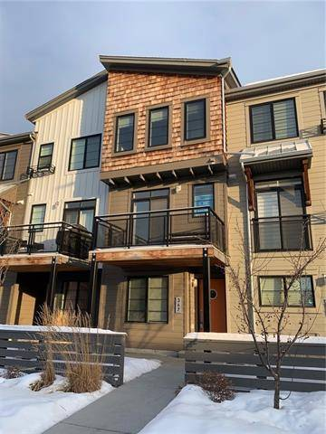 Townhouse for sale at 367 Walden Dr Southeast Calgary Alberta - MLS: C4273718