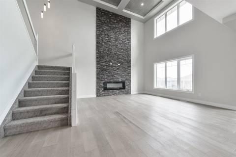 House for sale at 3670 Hummingbird Wy Nw Edmonton Alberta - MLS: E4153152