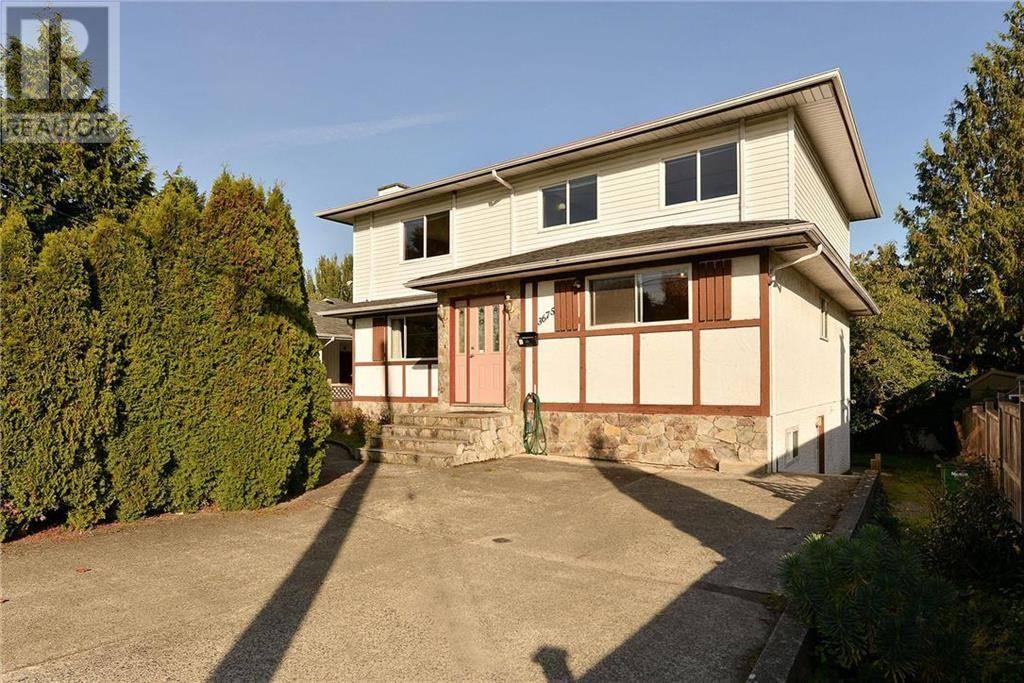 House for sale at 3675 Mcivor Ave Victoria British Columbia - MLS: 416913