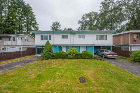 Home for sale at 3676 3678 St. Thomas St Port Coquitlam British Columbia - MLS: R2463655