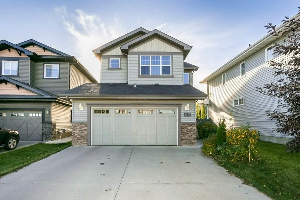 House for sale at 3676 Goodridge Cr NW Edmonton Alberta - MLS: E4215666