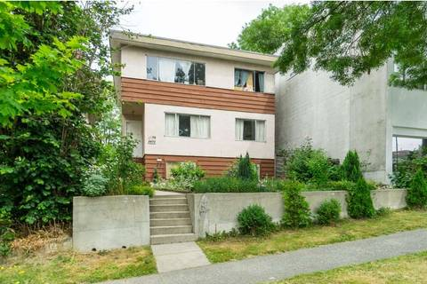 Townhouse for sale at 3676 Nanaimo St Vancouver British Columbia - MLS: R2387193