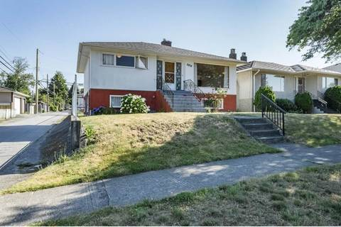 House for sale at 3678 25th Ave E Vancouver British Columbia - MLS: R2342659