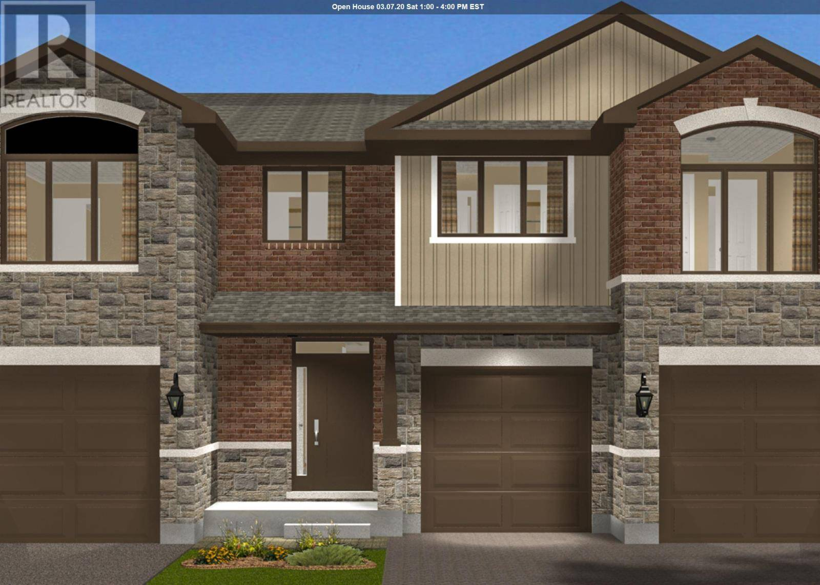 Townhouse for sale at 368 Buckthorn Dr Kingston Ontario - MLS: K20000356