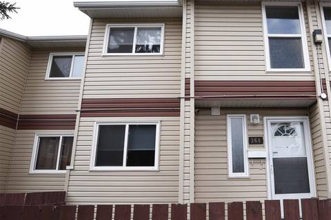 Townhouse for sale at 368 Clareview Rd Nw Edmonton Alberta - MLS: E4152179