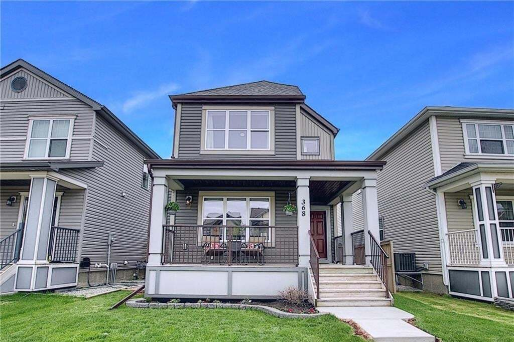 House for sale at 368 Copperpond Bv SE Copperfield, Calgary Alberta - MLS: C4297641