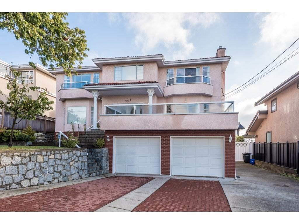 For Sale: 368 Hythe Avenue, Burnaby, BC | 6 Bed, 6 Bath House for $2,098,800. See 20 photos!