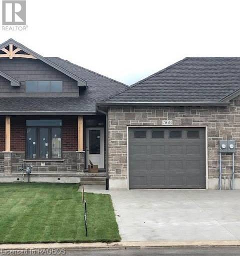 Townhouse for sale at 368 Northport Dr Port Elgin Ontario - MLS: 167435