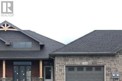 Townhouse for sale at 368 Northport Dr Port Elgin Ontario - MLS: 270083