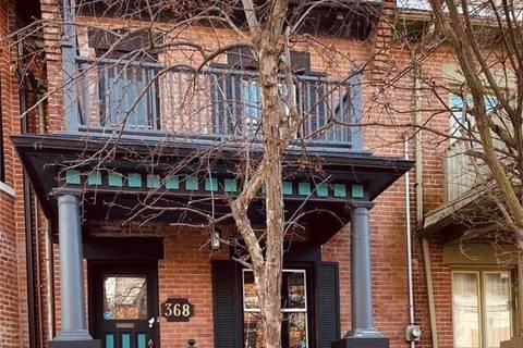 Townhouse for rent at 368 Ontario St Toronto Ontario - MLS: C4656840
