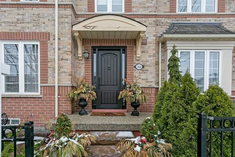Townhouse for sale at 368 Rosegate Wy Oakville Ontario - MLS: W4730509