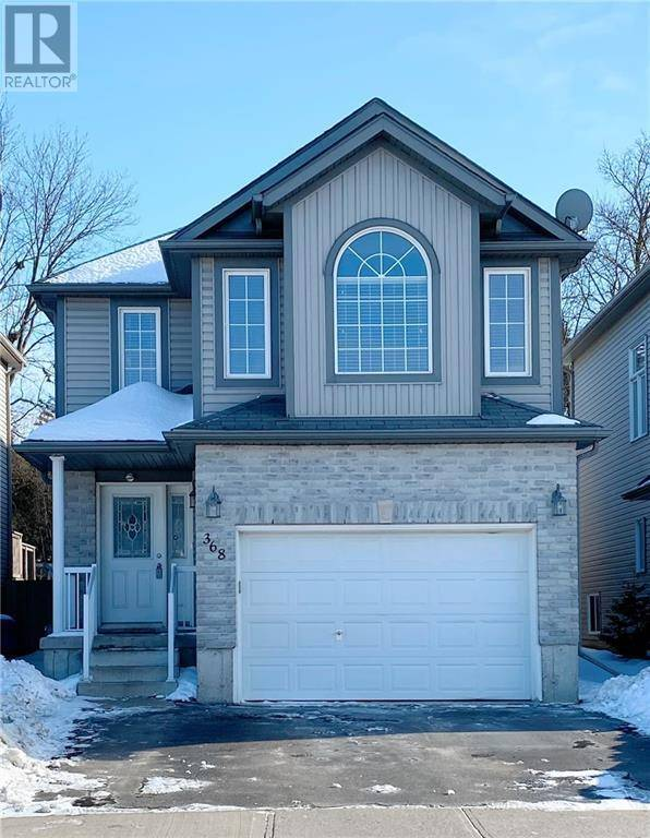 House for sale at 368 Westmeadow Dr Kitchener Ontario - MLS: 30792527