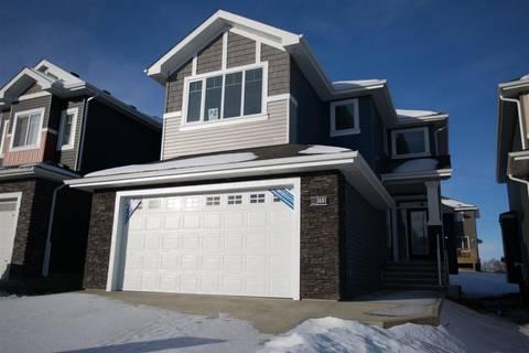 House for sale at 3681 Hummingbird Wy Nw Edmonton Alberta - MLS: E4142370