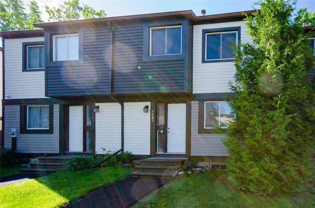 Townhouse for sale at 3683 Aladdin Ln Ottawa Ontario - MLS: 1156883