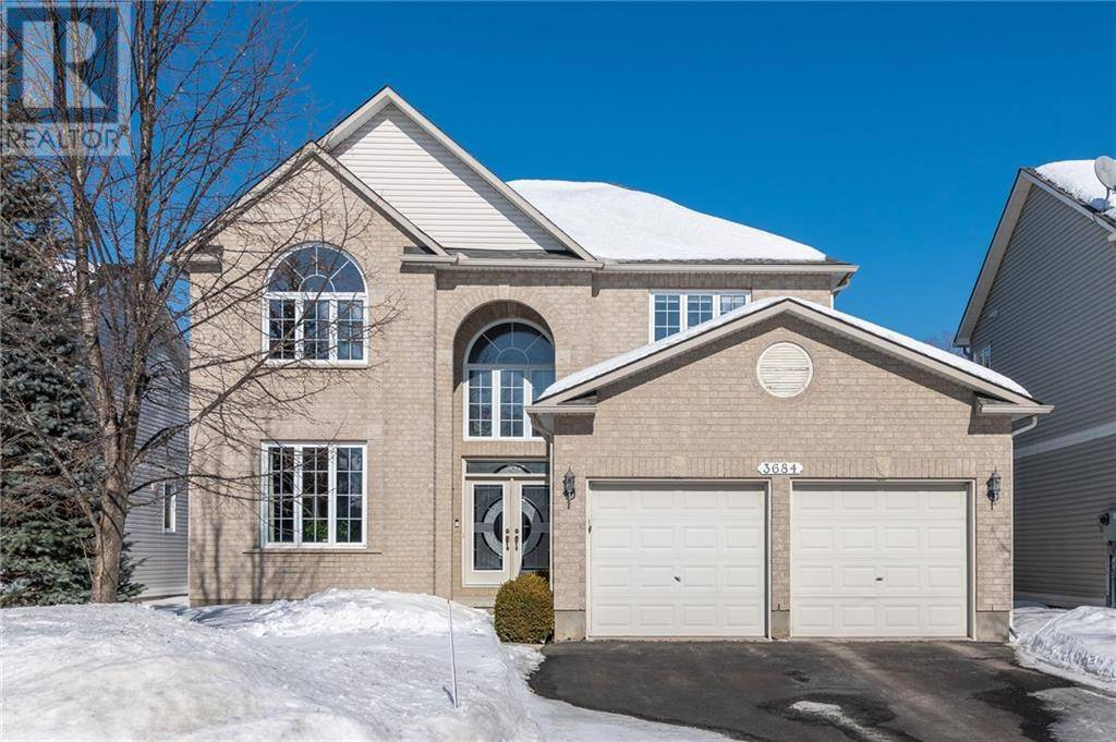 House for sale at 3684 Twin Falls Pl Ottawa Ontario - MLS: 1183776