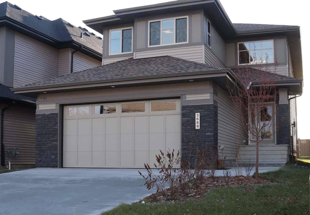 House for sale at 3689 Allan Dr Sw Edmonton Alberta - MLS: E4187794
