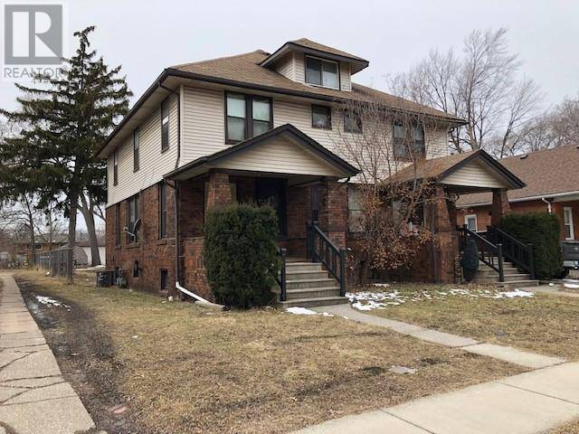 Townhouse for sale at 369 Askin  Windsor Ontario - MLS: 20001967