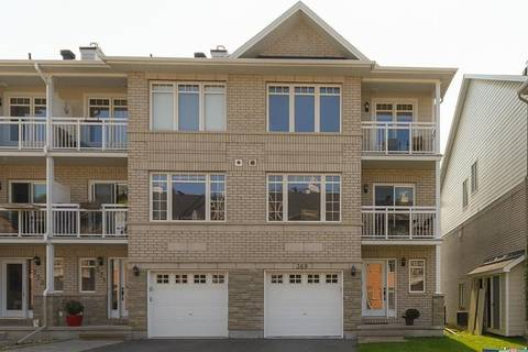 Townhouse for rent at 369 Citiplace Dr Ottawa Ontario - MLS: 1155231