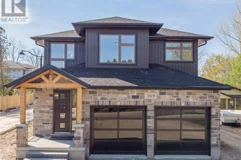 House for sale at 369 Garafraxa St East Fergus Ontario - MLS: 30749026