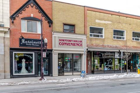 Commercial property for sale at 369 George St Peterborough Ontario - MLS: X4398942