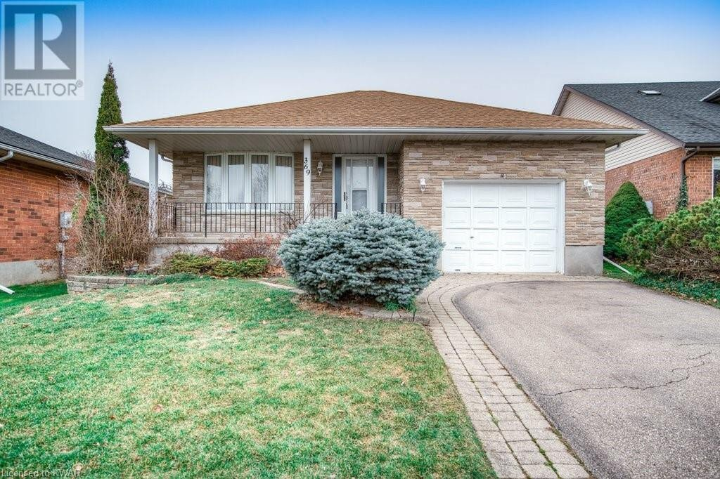 House for sale at 369 Keewatin Ave Kitchener Ontario - MLS: 40045924