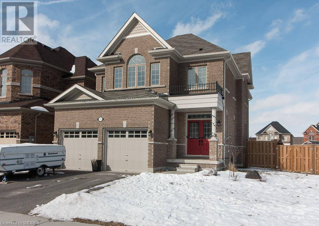 House for sale at 369 Porter Dr Woodstock Ontario - MLS: 245216