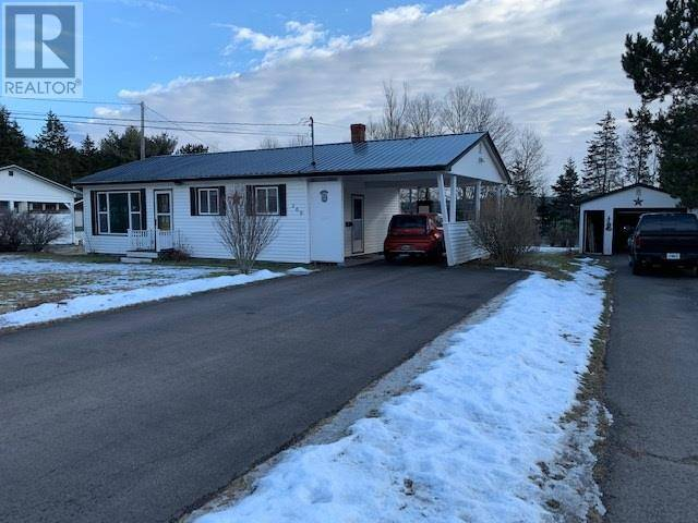 House for sale at 369 Salmon River Rd Valley Nova Scotia - MLS: 202000075
