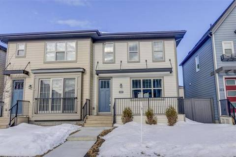 Townhouse for sale at 369 Walden Pr Southeast Calgary Alberta - MLS: C4233437