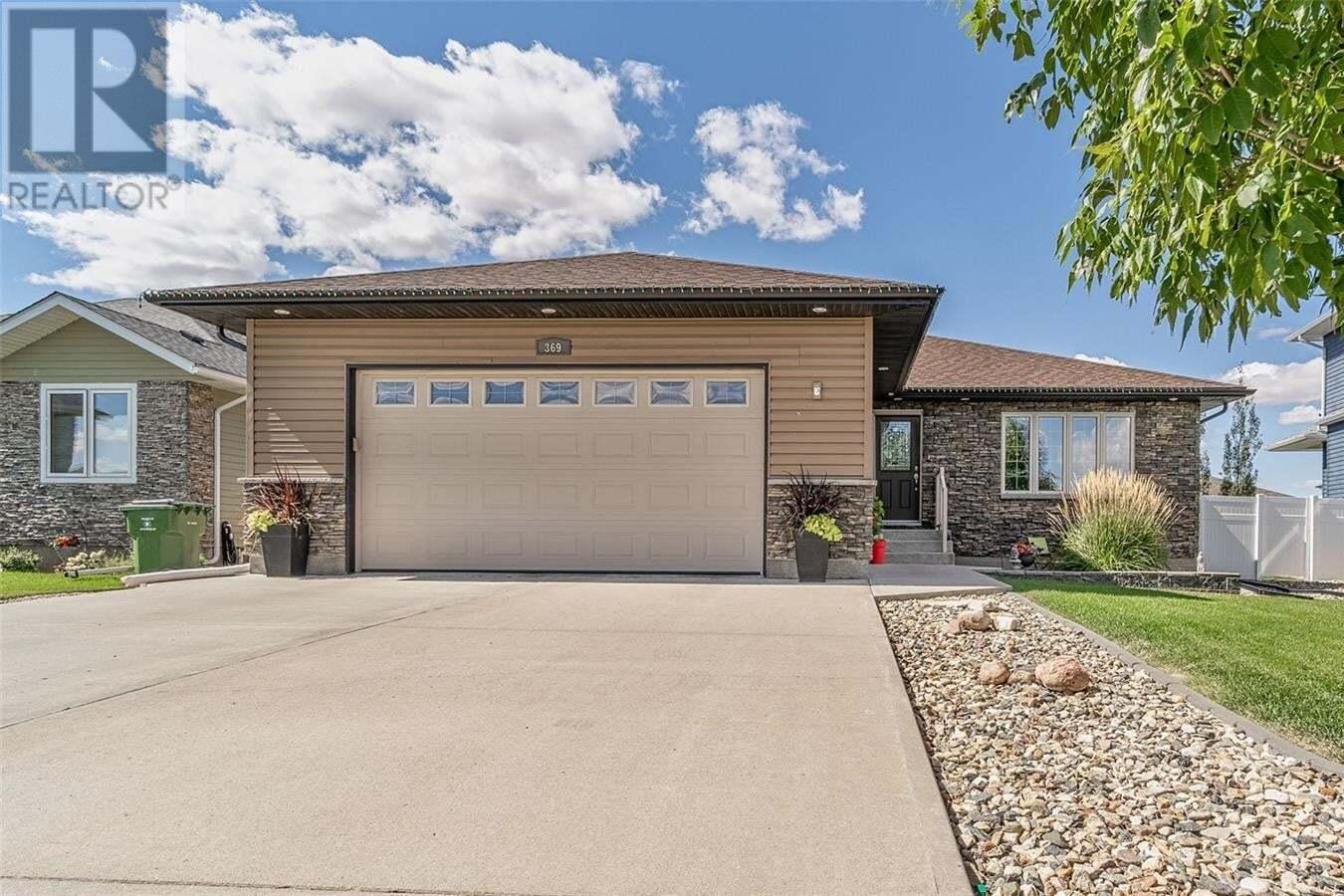 House for sale at 369 Wood Lily Dr Moose Jaw Saskatchewan - MLS: SK824350