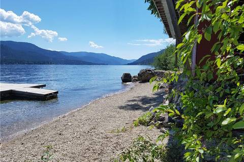 House for sale at 3692 Boat Access West S Rd Christina Lake British Columbia - MLS: 2434377