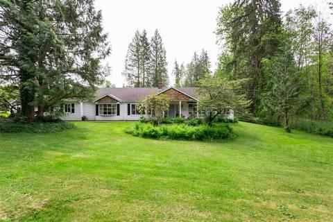 House for sale at 36938 Dawson Rd Abbotsford British Columbia - MLS: R2369453