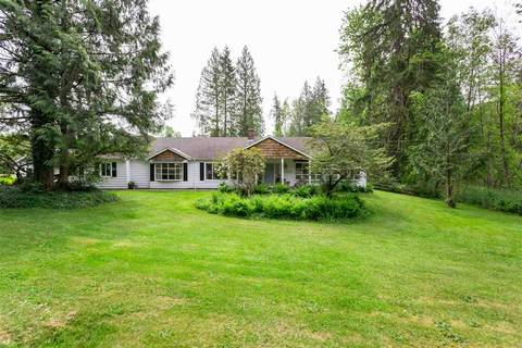 House for sale at 36938 Dawson Rd Abbotsford British Columbia - MLS: R2397904