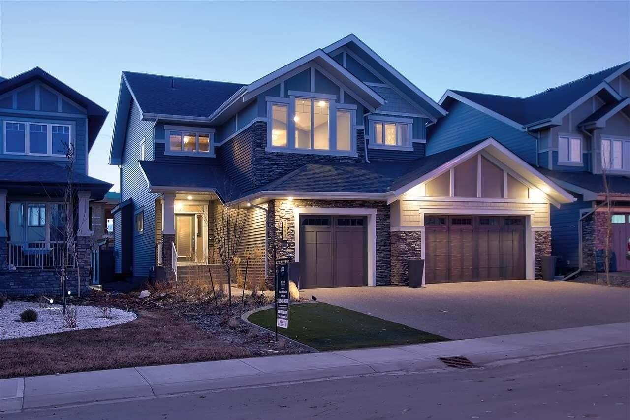 House for sale at 3694 Westcliff Wy SW Edmonton Alberta - MLS: E4191027