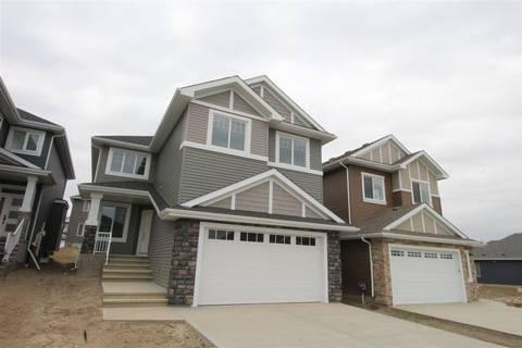 House for sale at 3695 Hummingbird Wy Nw Edmonton Alberta - MLS: E4157069