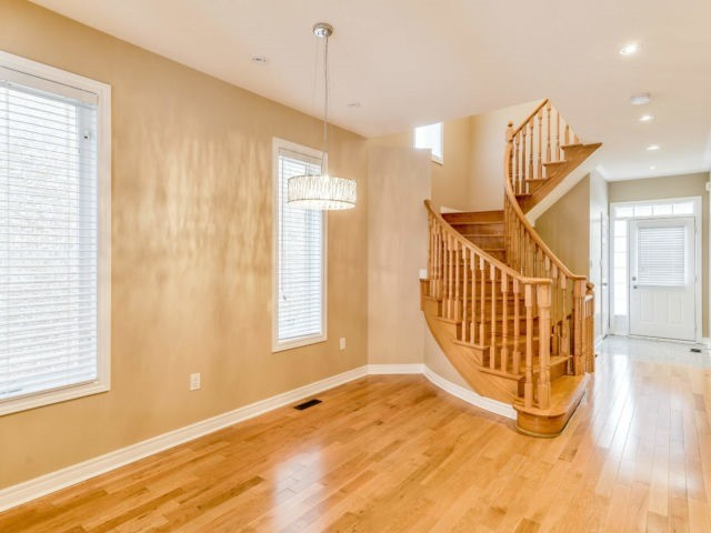 For Sale: 3696 Bloomington Crescent, Mississauga, ON | 4 Bed, 4 Bath Townhouse for $798,000. See 20 photos!