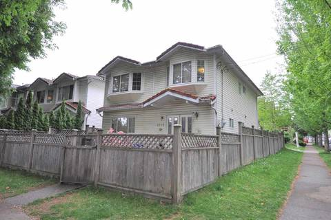 Townhouse for sale at 3698 Glen Dr Vancouver British Columbia - MLS: R2371147