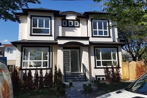 House for sale at 3699 Napier St Vancouver British Columbia - MLS: R2442753